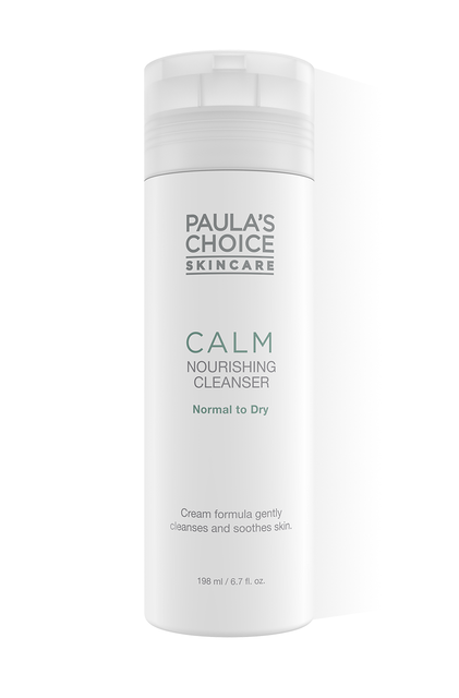 Calm Redness Relief Cleanser normal to dry skin Full size