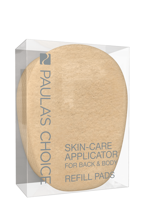 Skincare Applicator for Back and Body Refill Full Size