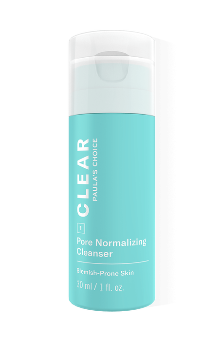 Clear Pore Normalizing Cleanser Trial size