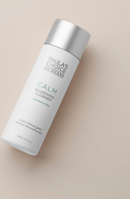 Calm Nourishing Cream Cleanser