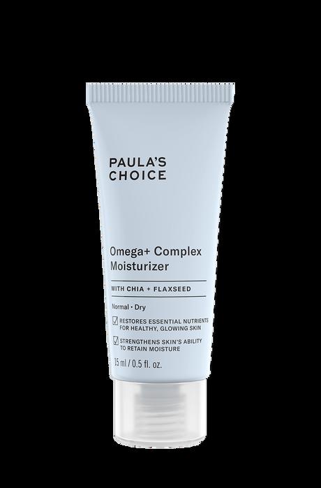 Omega + Complex Moisturizer - Travel size