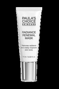 Radiance Renewal Mask Trial Size