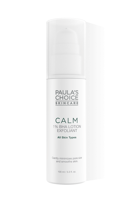 Calm 1 procent BHA Lotion Exfoliant