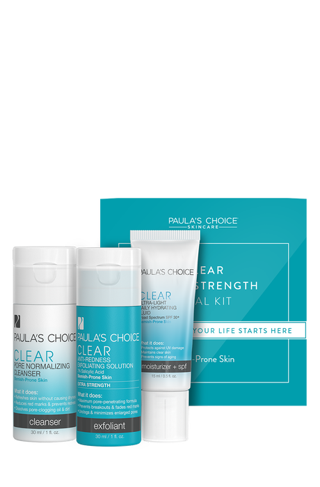 Clear Extra Strength Trial Kit