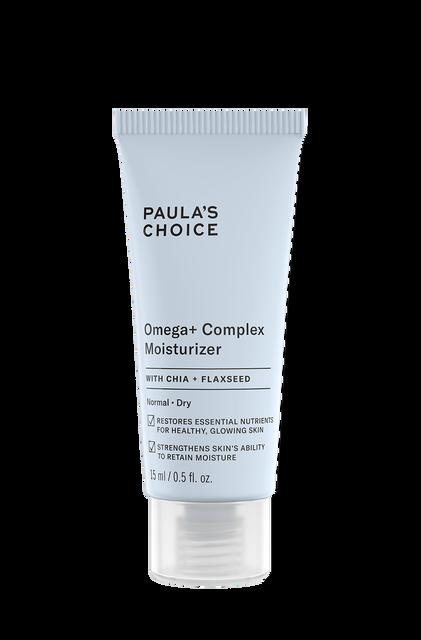 Omega+ Complex Moisturiser - Travel size