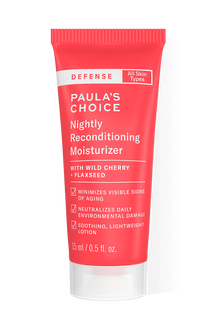 Defense Nightly Reconditioning Moisturizer Travel size