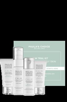 Calm Travel kit - Oily Skin