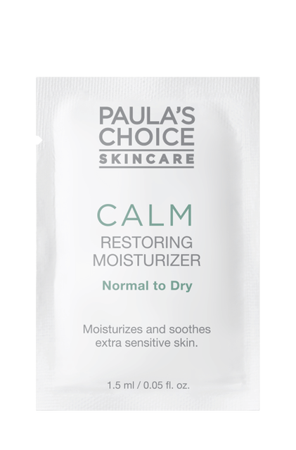 Calm Redness Relief Moisturizer normal to dry skin Sample