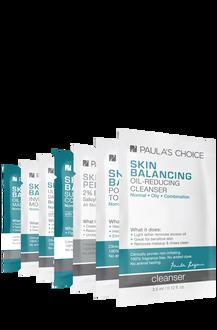 Skin Balancing Sample Set
