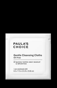 Gentle Cleansing Cloths Sample