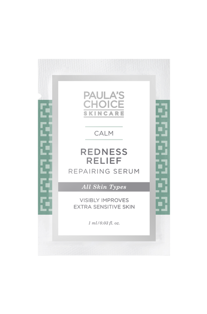 Calm Redness Relief Repairing Serum Sample