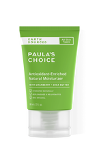 Earth Sourced Antioxidant-Enriched Natural Moisturizer