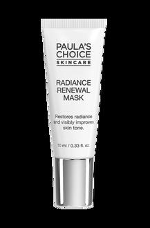 Radiance Renewal Mask - Travel Size