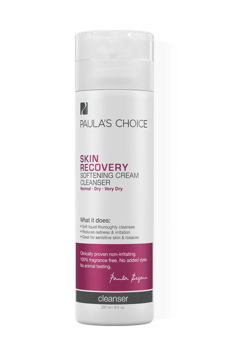 Skin Recovery Softening Cream Cleanser Full size