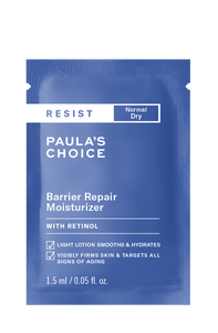 Resist Anti-Aging Barrier Repair Moisturizer with Retinol Sample