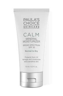 Calm Hydrating Moisturiser SPF 30 - Travel size