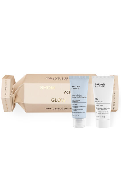 Smooth & Hydrate Christmas Cracker Gift Set
