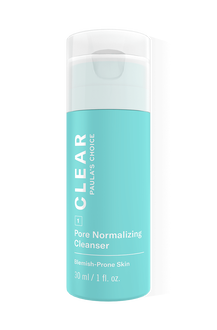 Clear Cleanser - Travel Size