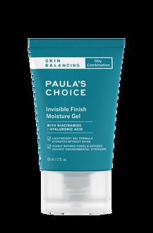 Skin Balancing Invisible Finish Moisture Gel Full size