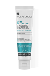 Skin Balancing Ultra-Sheer Daily Defense SPF 30 Full size