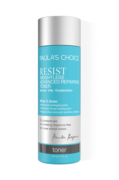 Resist Anti-Aging Weightless Advanced Repairing Toner Full size