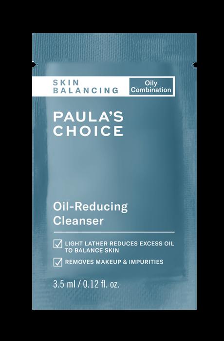 Skin Balancing Oil-Reducing Cleanser Sample
