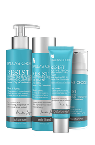 Resist Anti-Aging Set Combination to Oily Skin