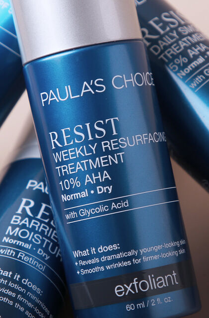 Resist Anti-Aging Weekly Resurfacing Treatment AHA Full size