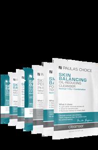 Skin Balancing Sampleset
