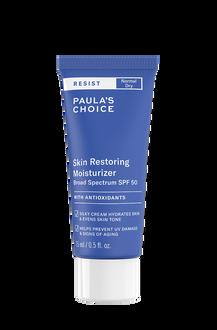 Resist Anti-Aging Skin Restoring Moisturiser SPF 50 - Travel size