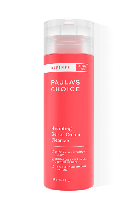 Defense Hydrating Gel-to-Cream Cleanser Full size