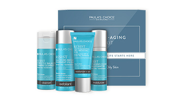 Shop trial-sizes for oily to combination skin