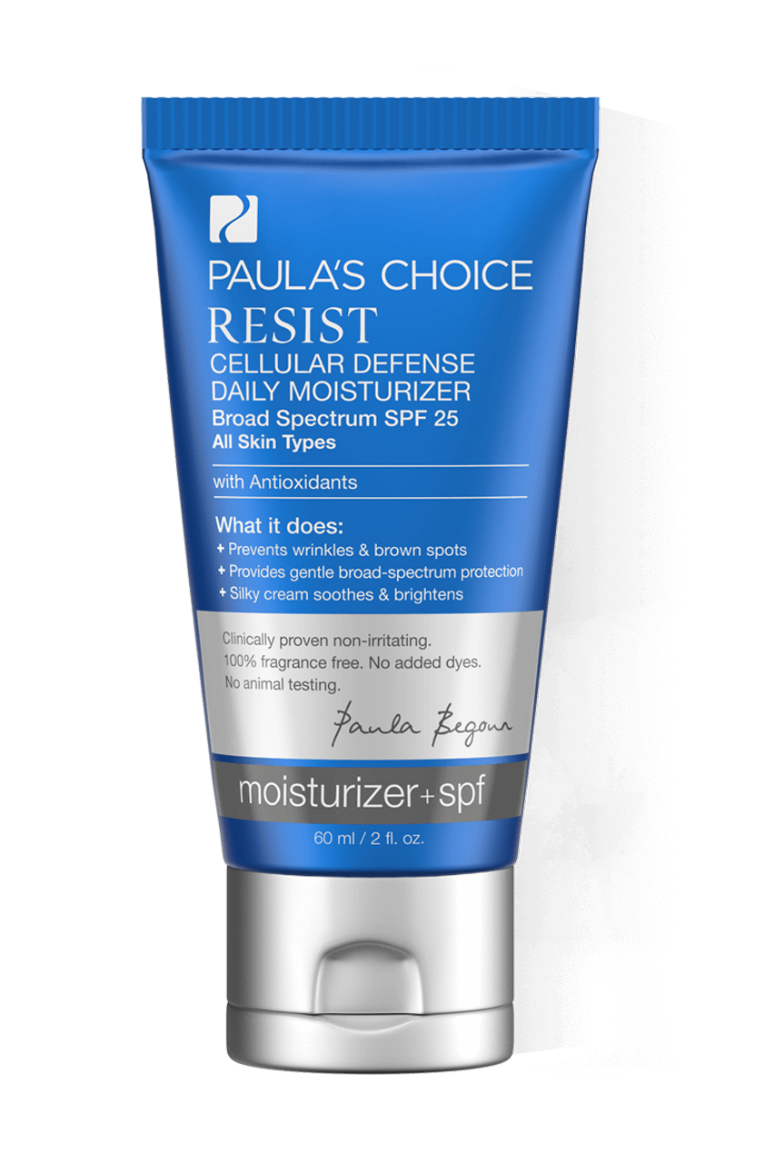 Resist Anti-Aging Cellular Defense Daily Moisturizer SPF 25 Full size