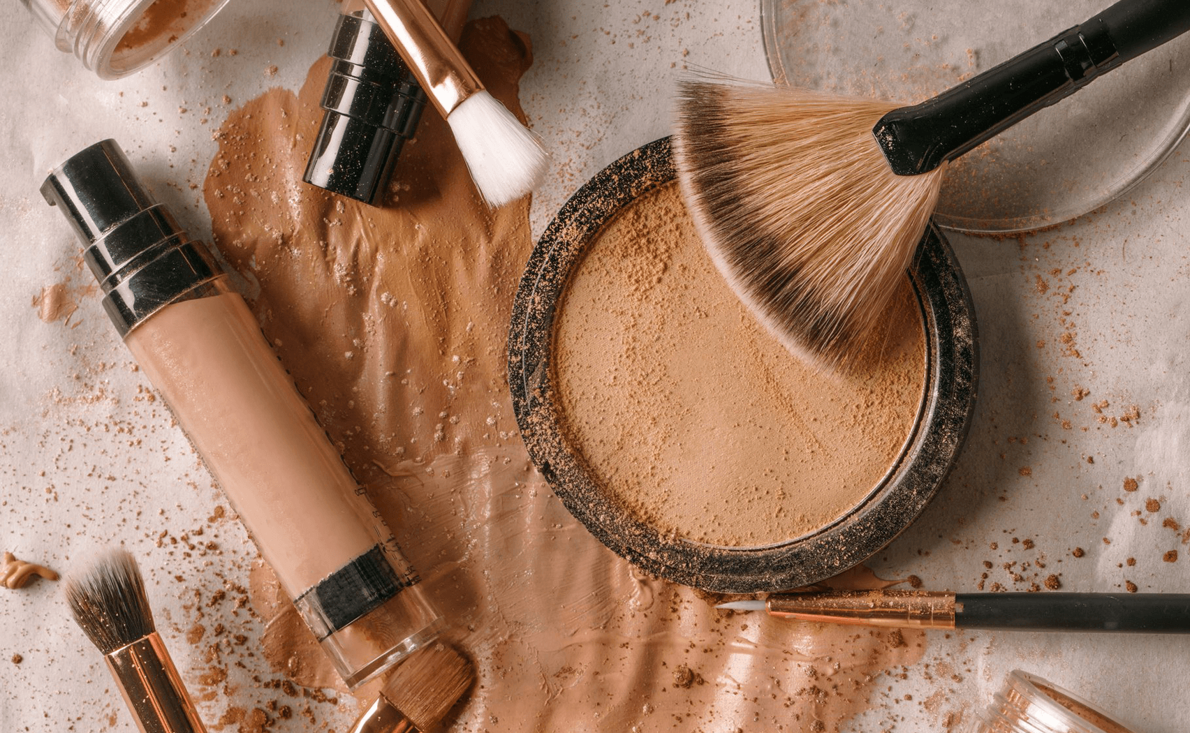 Selecting a foundation and applying it perfectly