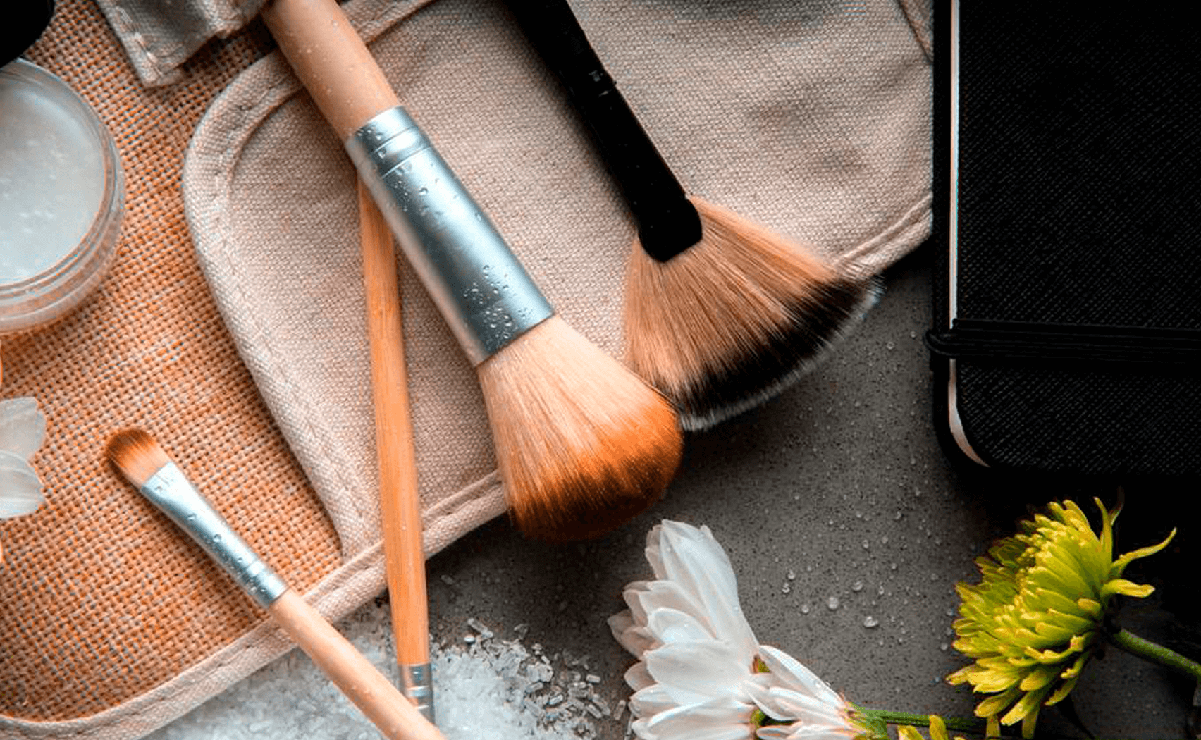 Layering SPF skincare and makeup