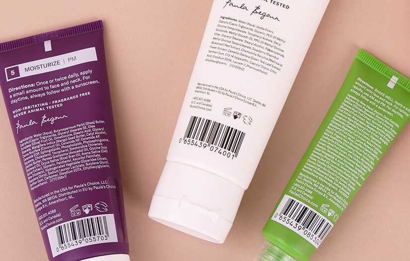 Understanding Cosmetics Ingredients Labels