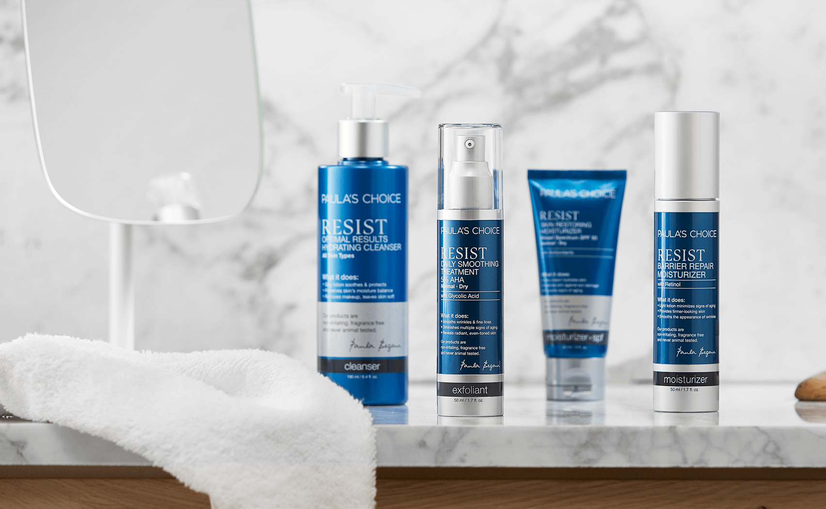 Which paula's choice cleanser is right for me?